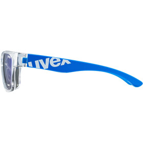 UVEX Sportstyle 508 Sportglasses Kids, clear blue/blue